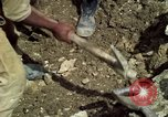 Image of construction of a road Bolivia, 1966, second 48 stock footage video 65675042328
