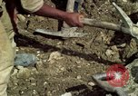 Image of construction of a road Bolivia, 1966, second 49 stock footage video 65675042328