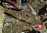 Image of construction of a road Bolivia, 1966, second 50 stock footage video 65675042328