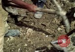 Image of construction of a road Bolivia, 1966, second 51 stock footage video 65675042328