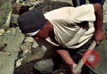 Image of construction of a road Bolivia, 1966, second 55 stock footage video 65675042328