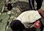 Image of construction of a road Bolivia, 1966, second 57 stock footage video 65675042328