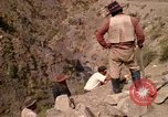 Image of construction of a road Bolivia, 1966, second 62 stock footage video 65675042328