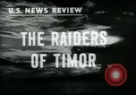 Image of Australian troops Timor, 1943, second 14 stock footage video 65675042332