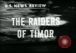 Image of Australian troops Timor, 1943, second 15 stock footage video 65675042332