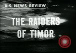 Image of Australian troops Timor, 1943, second 16 stock footage video 65675042332