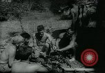 Image of Australian troops Timor, 1943, second 58 stock footage video 65675042332
