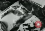 Image of Preserving British books during World War 2 Washington DC USA, 1943, second 24 stock footage video 65675042334
