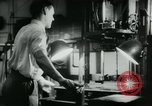 Image of Preserving British books during World War 2 Washington DC USA, 1943, second 43 stock footage video 65675042334