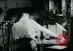 Image of Preserving British books during World War 2 Washington DC USA, 1943, second 44 stock footage video 65675042334