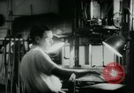 Image of Preserving British books during World War 2 Washington DC USA, 1943, second 46 stock footage video 65675042334