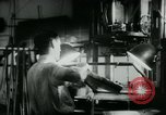 Image of Preserving British books during World War 2 Washington DC USA, 1943, second 47 stock footage video 65675042334