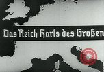 Image of map of Germany Germany, 1936, second 16 stock footage video 65675042335