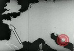 Image of map of Germany Germany, 1936, second 24 stock footage video 65675042335