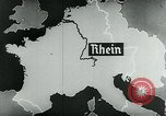 Image of map of Germany Germany, 1936, second 49 stock footage video 65675042335