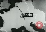 Image of map of Germany Germany, 1936, second 51 stock footage video 65675042335
