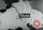 Image of map of Germany Germany, 1936, second 52 stock footage video 65675042335