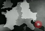 Image of map of Germany Germany, 1936, second 3 stock footage video 65675042336
