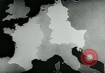 Image of map of Germany Germany, 1936, second 6 stock footage video 65675042336