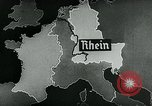 Image of map of Germany Germany, 1936, second 15 stock footage video 65675042336