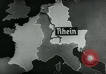Image of map of Germany Germany, 1936, second 16 stock footage video 65675042336