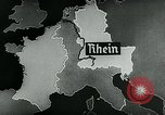 Image of map of Germany Germany, 1936, second 17 stock footage video 65675042336