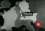 Image of map of Germany Germany, 1936, second 19 stock footage video 65675042336