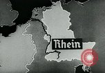Image of map of Germany Germany, 1936, second 21 stock footage video 65675042336
