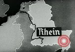 Image of map of Germany Germany, 1936, second 22 stock footage video 65675042336