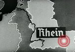 Image of map of Germany Germany, 1936, second 23 stock footage video 65675042336