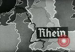 Image of map of Germany Germany, 1936, second 24 stock footage video 65675042336
