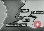 Image of map of Germany Germany, 1936, second 35 stock footage video 65675042336