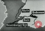 Image of map of Germany Germany, 1936, second 41 stock footage video 65675042336