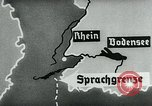 Image of map of Germany Germany, 1936, second 46 stock footage video 65675042336