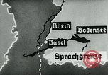 Image of map of Germany Germany, 1936, second 50 stock footage video 65675042336