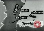 Image of map of Germany Germany, 1936, second 51 stock footage video 65675042336