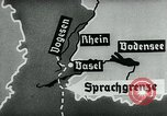 Image of map of Germany Germany, 1936, second 52 stock footage video 65675042336