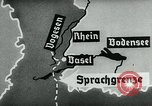 Image of map of Germany Germany, 1936, second 53 stock footage video 65675042336