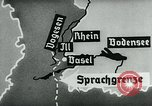 Image of map of Germany Germany, 1936, second 54 stock footage video 65675042336