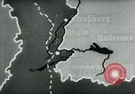 Image of map of Germany Germany, 1936, second 61 stock footage video 65675042336