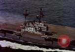 Image of Variety of  U.S. Navy aircraft landing on the USS Forrestal at sea Atlantic Ocean, 1959, second 14 stock footage video 65675042344