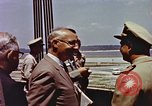 Image of United States aircraft carrier Forrestal Atlantic Ocean, 1958, second 52 stock footage video 65675042349