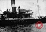 Image of Greek steamer India sunk by explosives Atlantic Ocean, 1917, second 13 stock footage video 65675042361