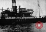 Image of Greek steamer India sunk by explosives Atlantic Ocean, 1917, second 14 stock footage video 65675042361