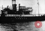 Image of Greek steamer India sunk by explosives Atlantic Ocean, 1917, second 15 stock footage video 65675042361