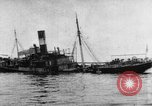 Image of Greek steamer India sunk by explosives Atlantic Ocean, 1917, second 56 stock footage video 65675042361