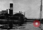 Image of Greek steamer India sunk by explosives Atlantic Ocean, 1917, second 57 stock footage video 65675042361