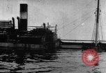 Image of Greek steamer India sunk by explosives Atlantic Ocean, 1917, second 58 stock footage video 65675042361