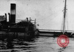 Image of Greek steamer India sunk by explosives Atlantic Ocean, 1917, second 59 stock footage video 65675042361