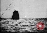 Image of German U-Boat sinks Allied ship United States USA, 1917, second 57 stock footage video 65675042369